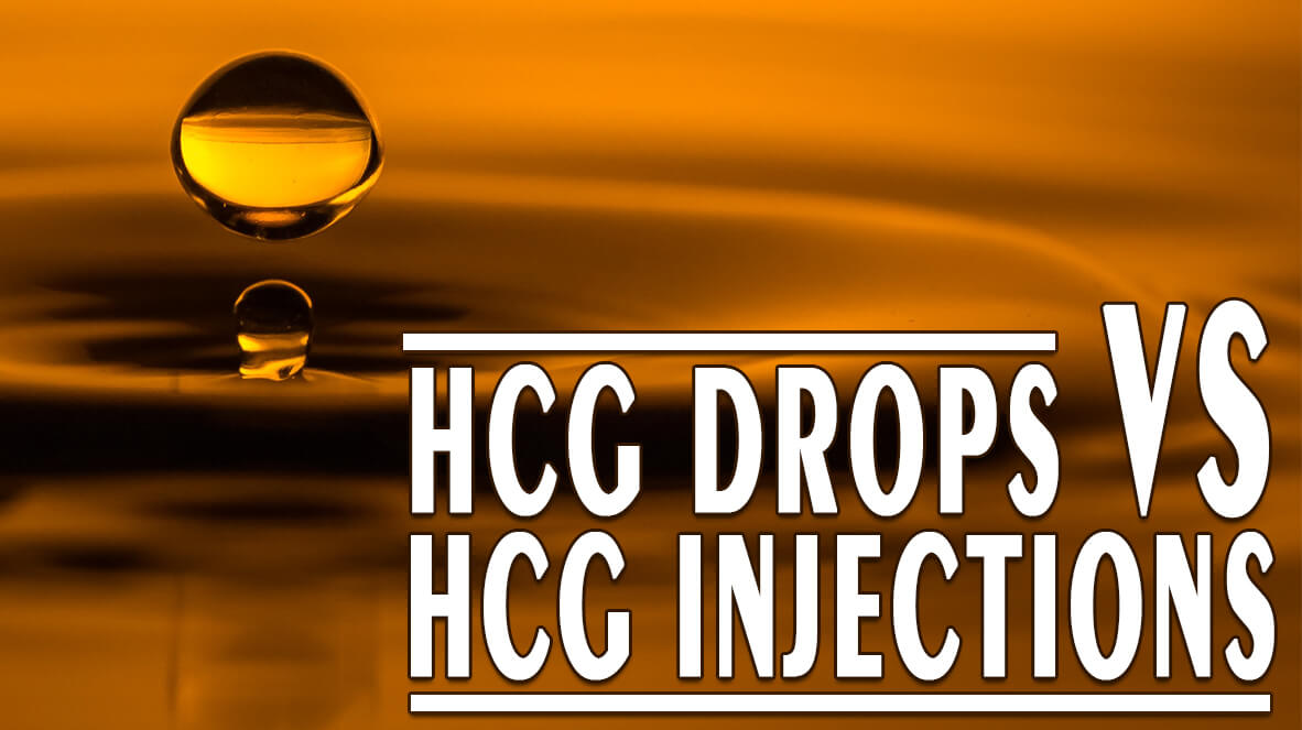 HCG Drops vs HCG Injections