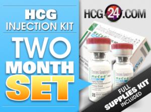 2 Months HCG Kit