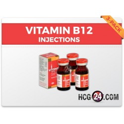 B12 Vitamin Injections 3 Bottles = 30ml incl  Supplies
