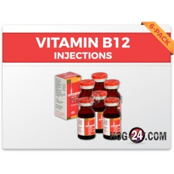 Buy B12 Vitamin Injections 3 Bottles = 30ml incl  Supplies - HCG24 com