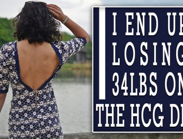 I End Up Losing 34lbs on The HCG Diet