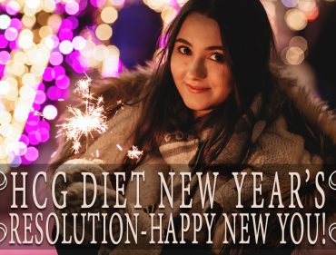 HCG Diet New Year's Resolution - HAPPY NEW YOU!