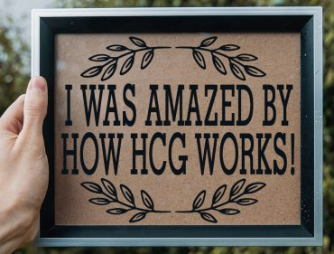 I Was Amazed By How HCG works!