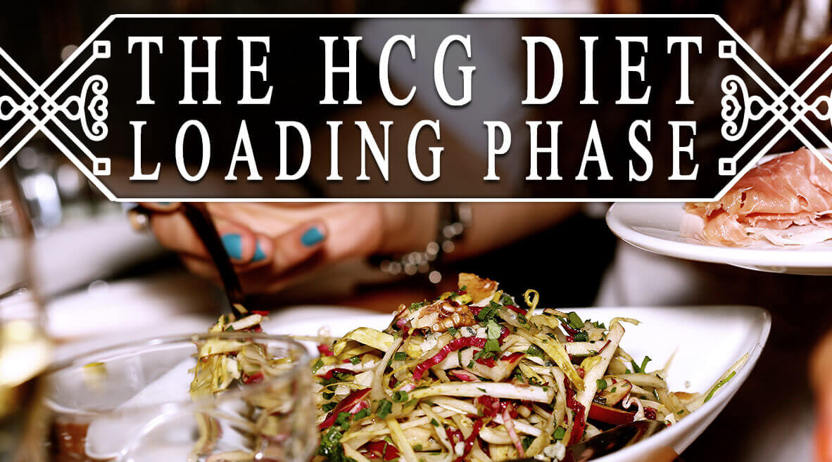 The HCG Diet Loading Phase