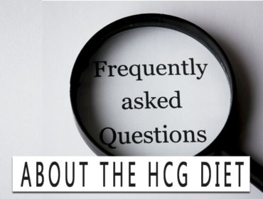 Frequently Asked Questions About the HCG Diet