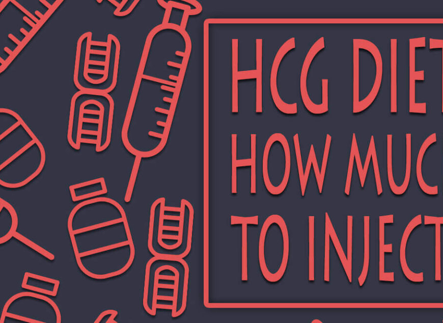 HCG Diet How Much to Inject