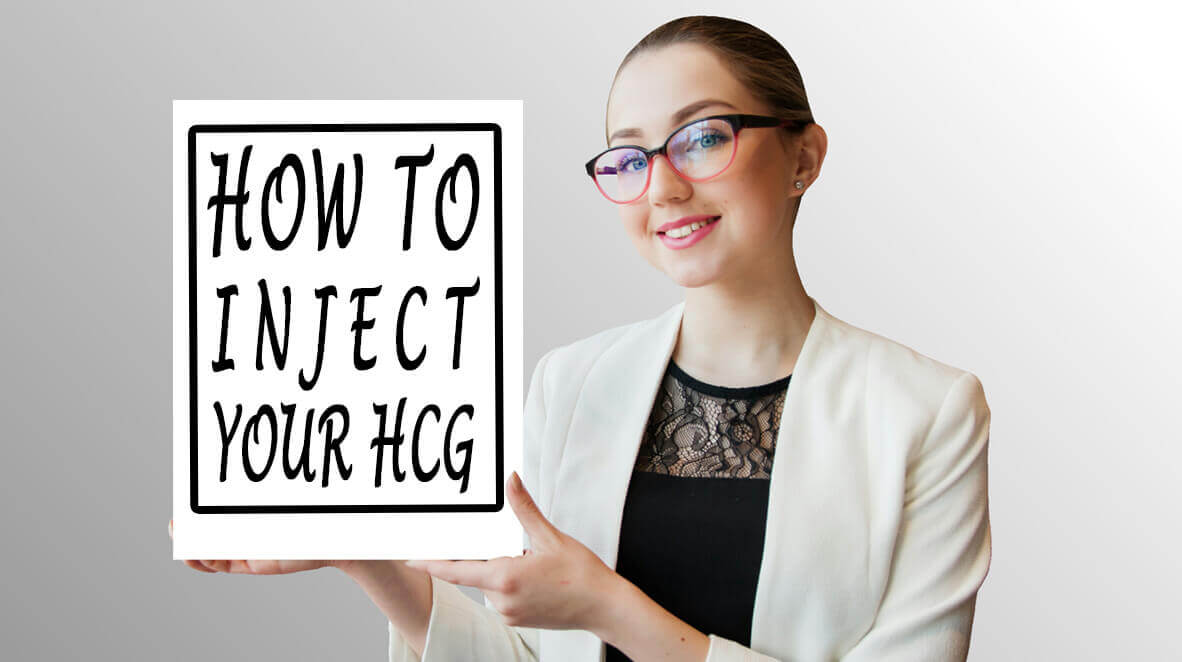 How To Inject Your HCG
