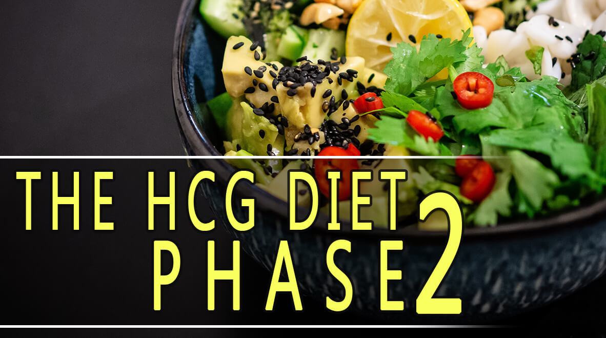 The HCG Diet Phase 2