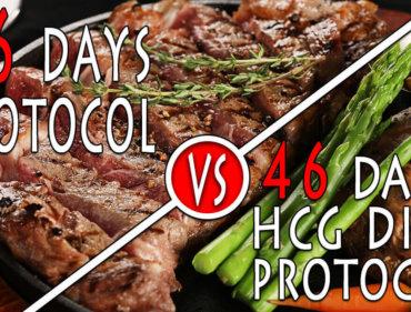 26 Days Protocol vs 46 Days HCG Diet Protocol2