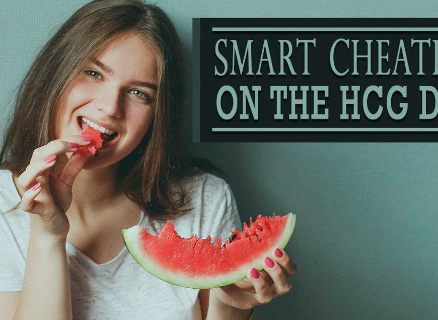 Smart Cheating on the HCG Diet