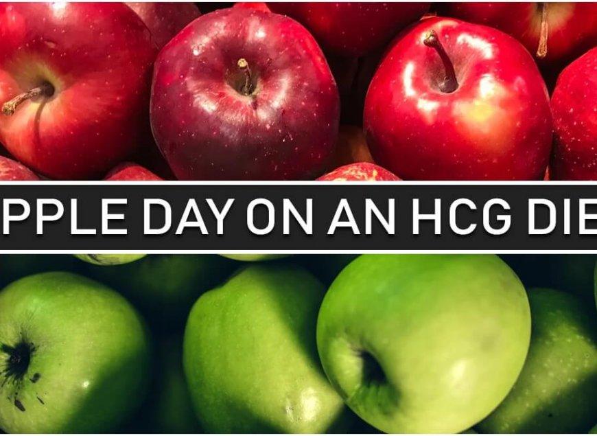 Apple Day on an HCG Diet