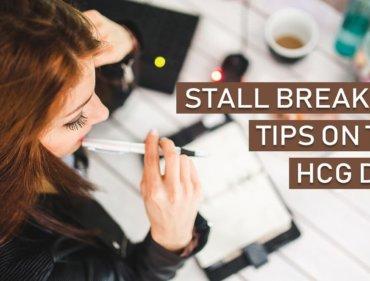 Stall Breaking Tips on the HCG Diet