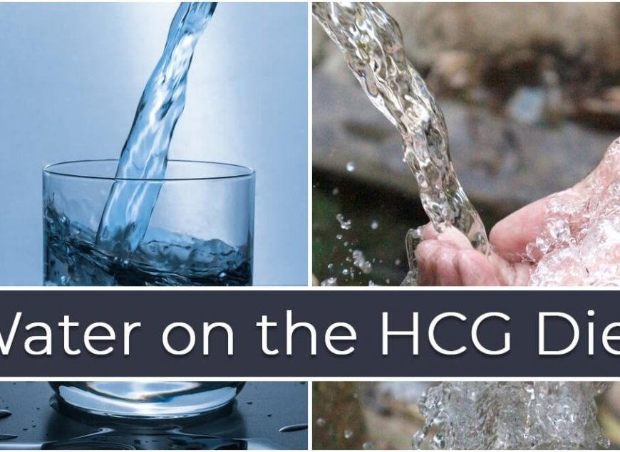 Water on the HCG Diet