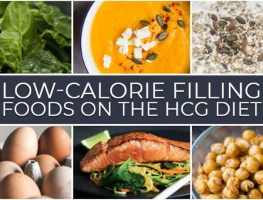 Low-Calorie Filling Foods on the HCG Diet