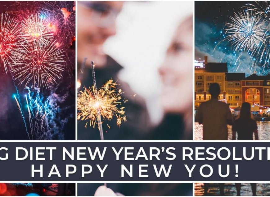 HCG Diet New Year's Resolution - HAPPY NEW YOU!2