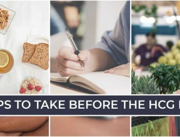 Steps to Take Before the HCG Diet