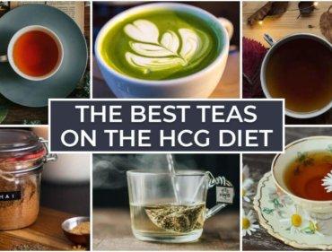 The Best Teas on the HCG Diet