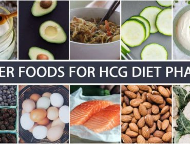 Super Foods for HCG Diet Phase 3