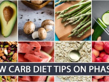 Low Carb Diet Tips on Phase 3