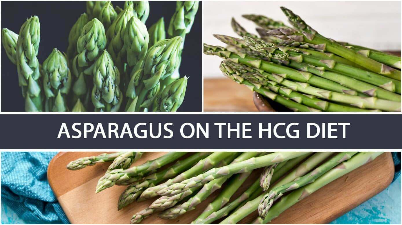 Asparagus on the HCG Diet