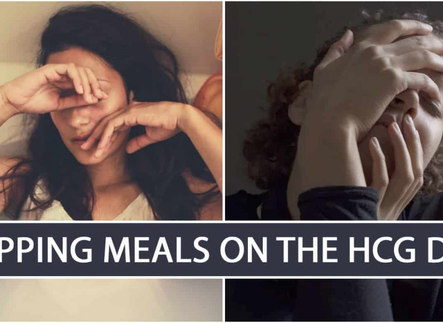 Skipping Meals on the HCG Diet