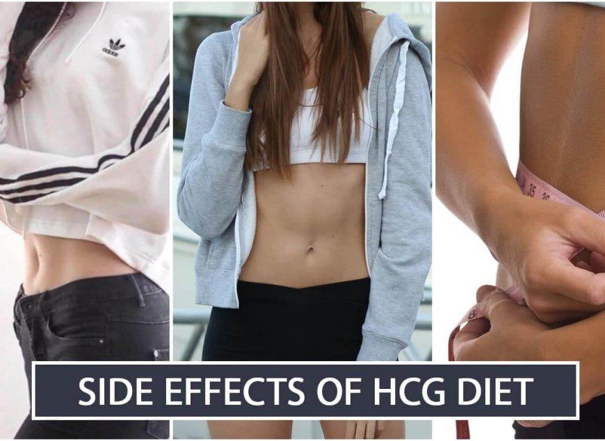 Side Effects of HCG Diet