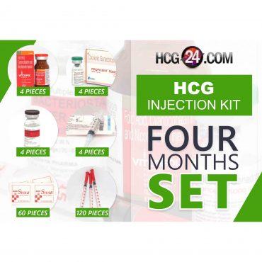 Buy HCG 4 Month Kit