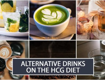 Alternative Drinks on the HCG Diet2