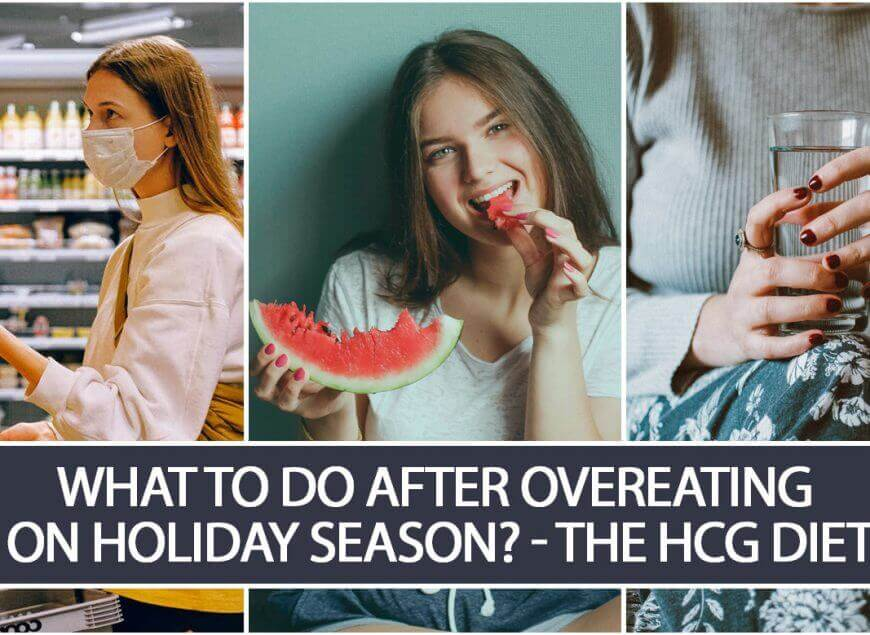 What to do After Overeating on a Holiday Season - The HCG Diet2