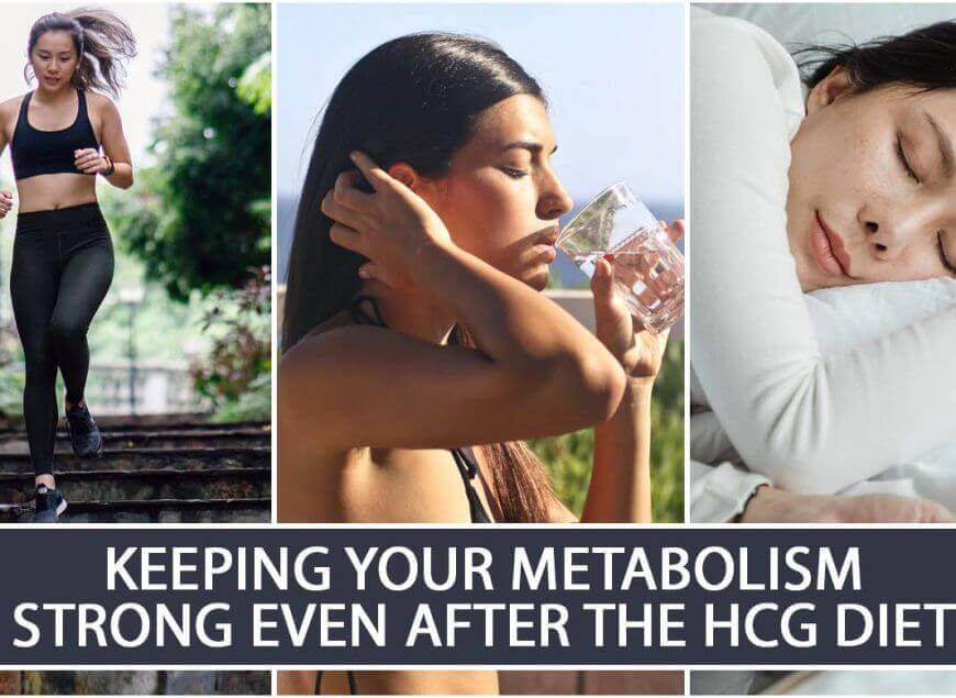Keeping your metabolism Strong Even after the HCG Diet2