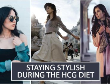 Staying Stylish During the HCG Diet