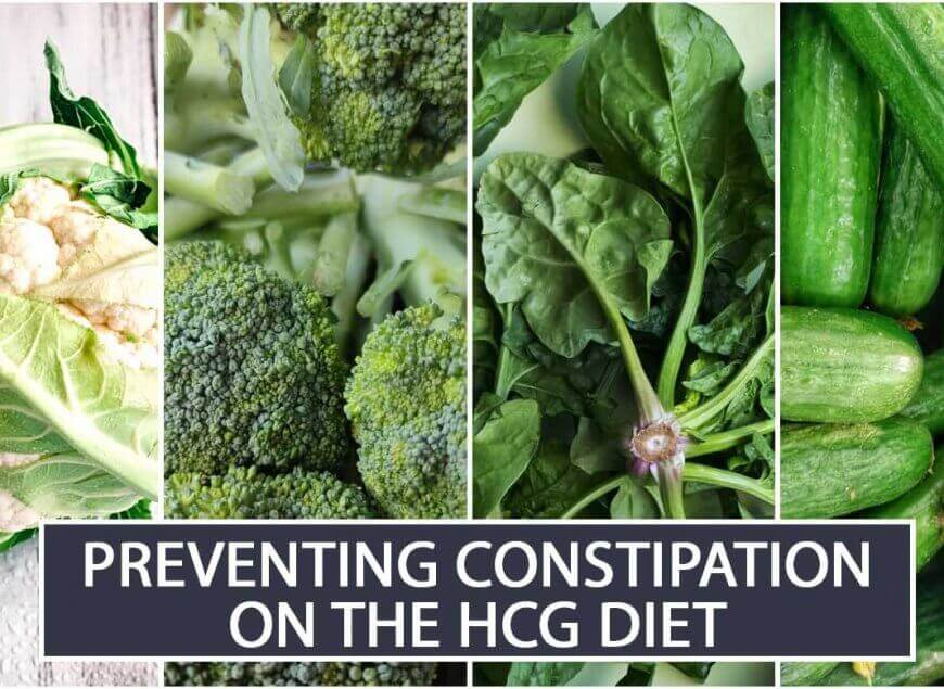 Preventing Constipation on the HCG Diet
