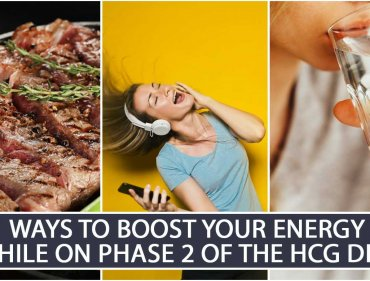 Ways to Boost Your Energy While on Phase 2 of the HCG Diet