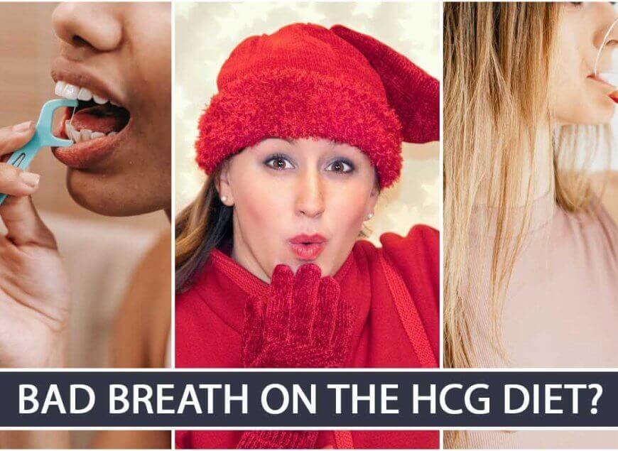 Bad Breath on the HCG Diet