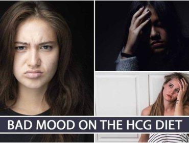 Bad Mood on the HCG Diet