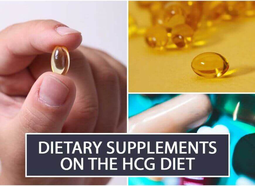 Dietary Supplements on The HCG diet