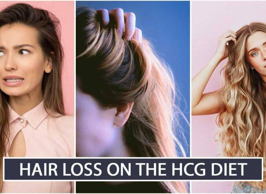 Hair Loss on the HCG Diet