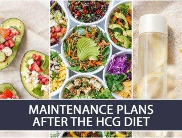 Maintenance Plans After the HCG Diet