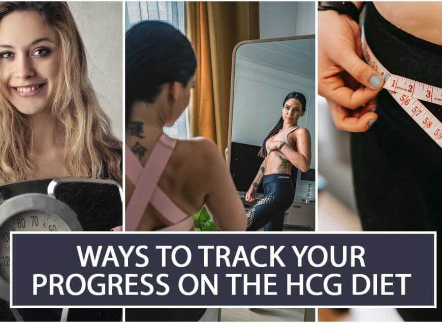 Ways to Track Your Progress on the HCG Diet