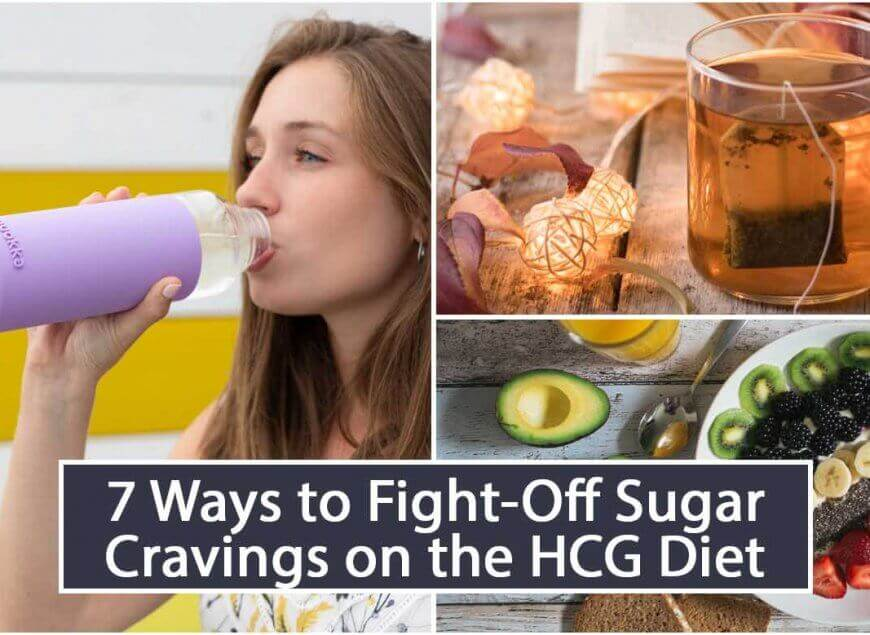 7 Ways to Fight-Off Sugar Cravings on the HCG Diet