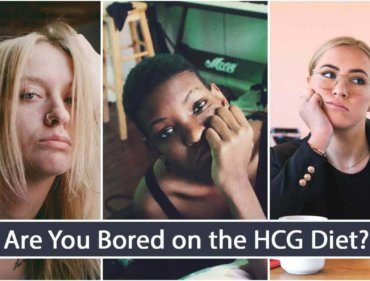 Are You Bored on the HCG Diet