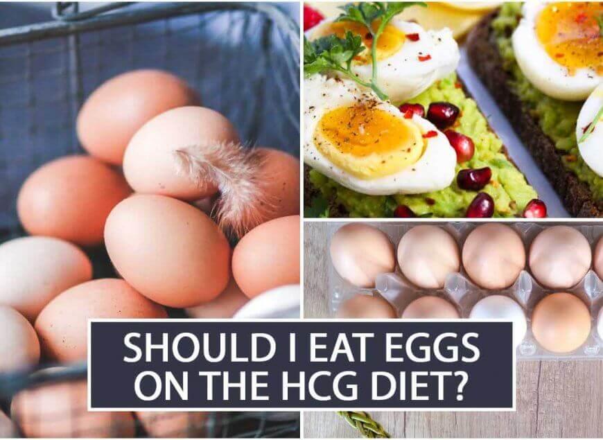 Should I Eat Eggs on the HCG Diet