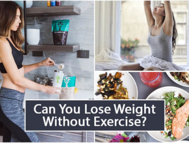 Can You Lose Weight Without Exercise
