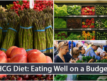 HCG Diet Eating Well on a Budget